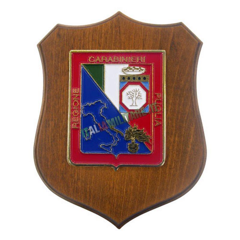 Crest Carabinieri Legione Puglia