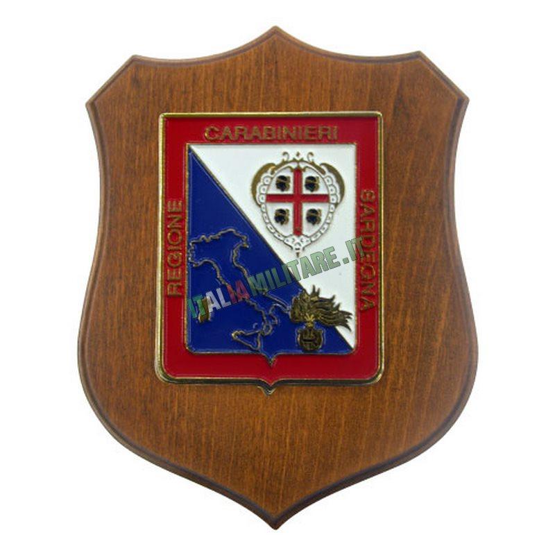 Crest Carabinieri Legione Sardegna