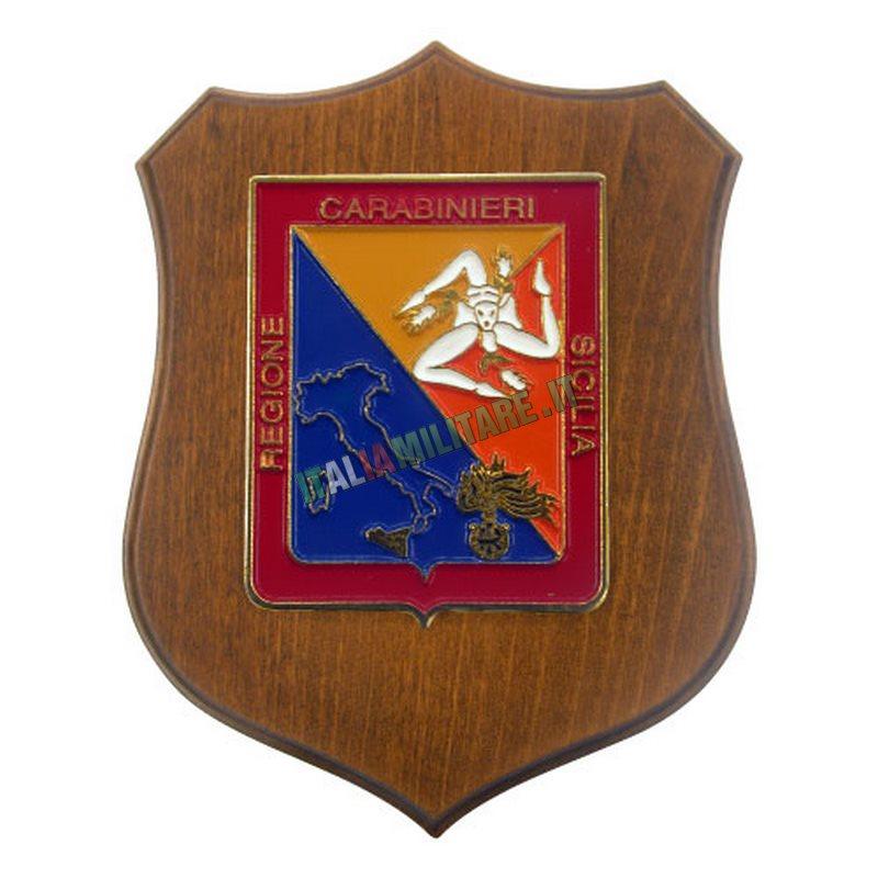 Crest Carabinieri Legione Sicilia
