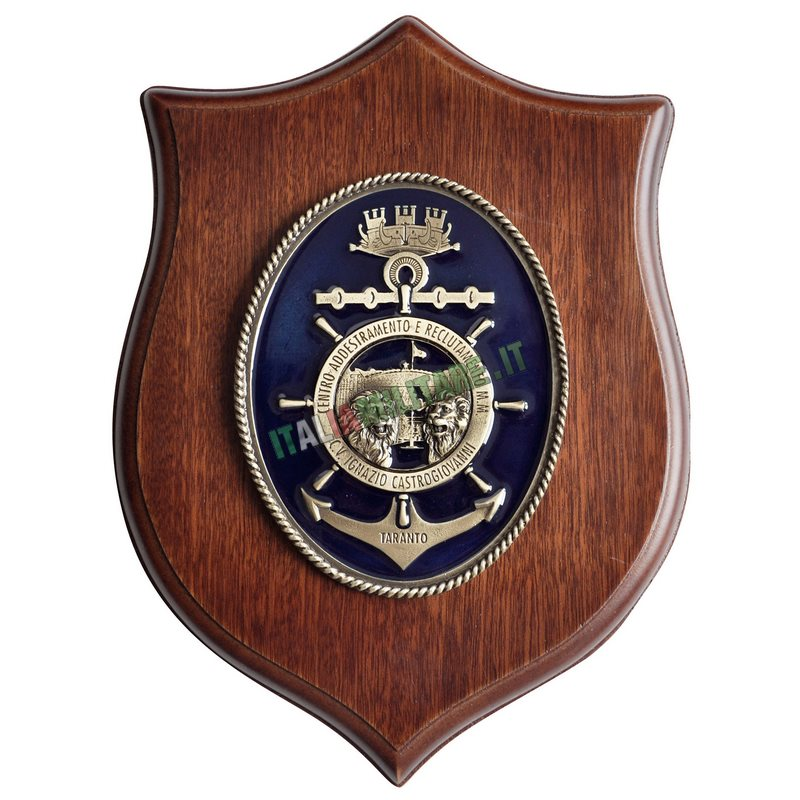 Crest Centro Addestramento e Reclutamento Marina Militare