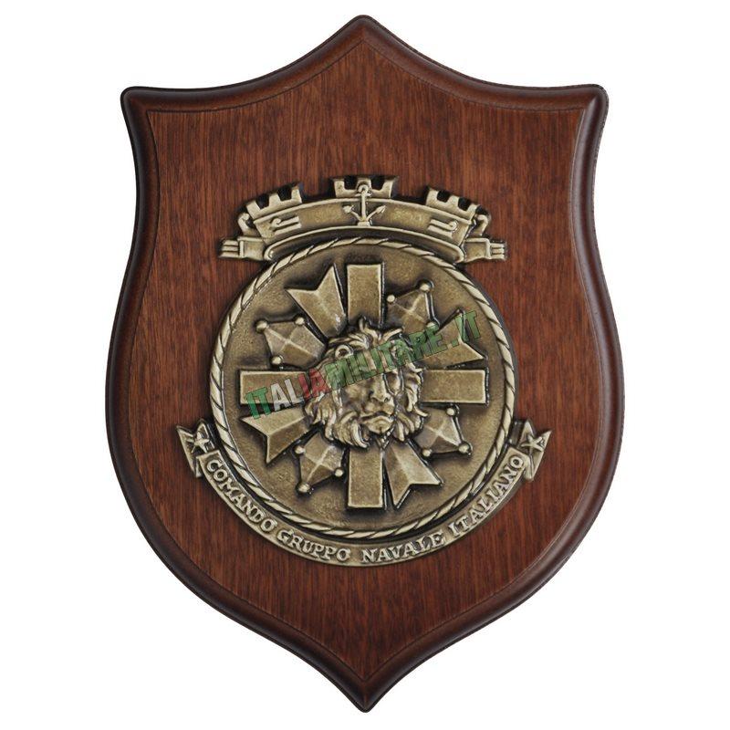 Crest Comando Gruppo Navale Italiano Marina Militare
