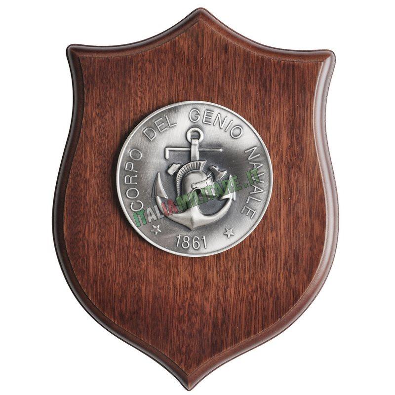 Crest Corpo del Genio Navale Marina Militare