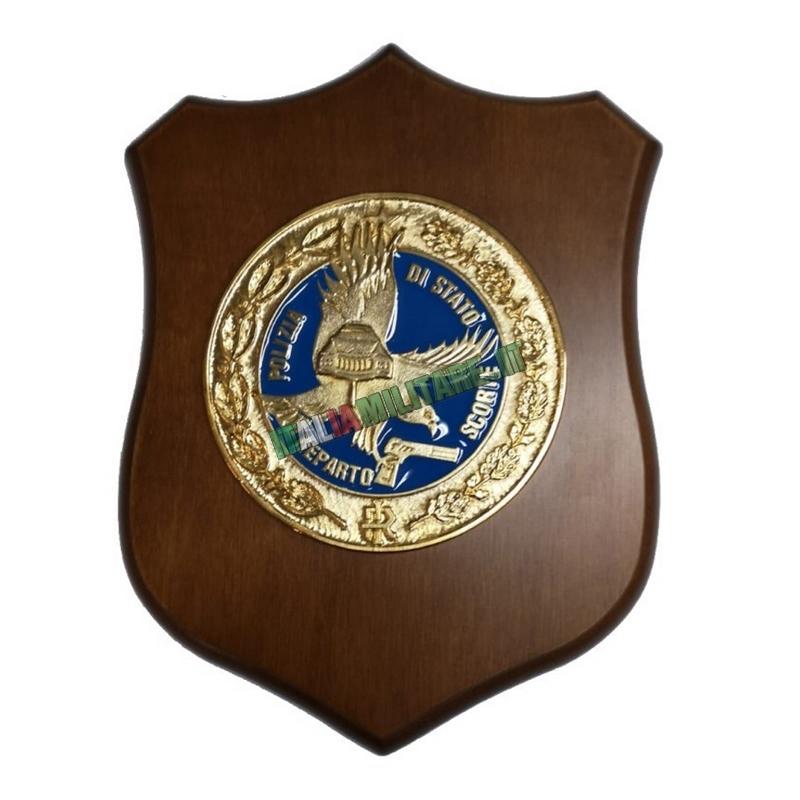 Crest Polizia di Stato - Reparto Scorte