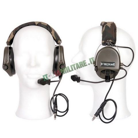 Cuffia Radio Sordin con Controllo DB