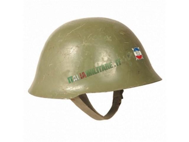 Elmetto Serbo Militare Originale