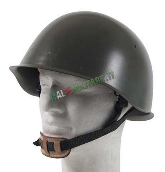 Elmetto Cecoslovacco Militare Originale