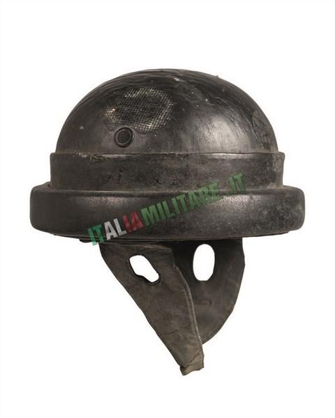 Elmetto Esercito Italiano da Carrista Militare Originale