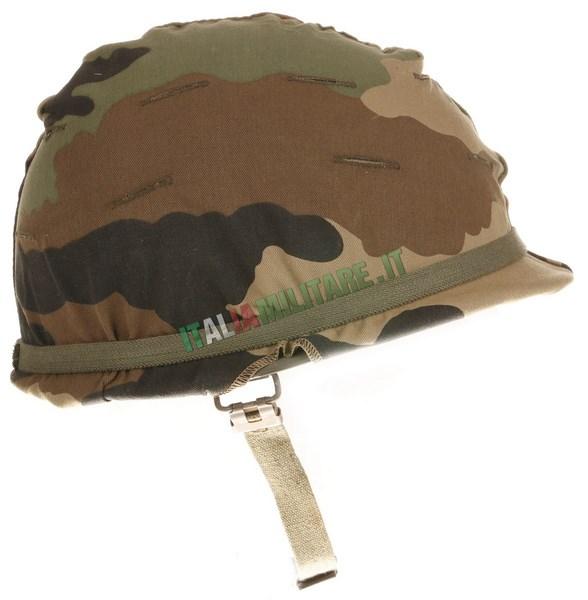 Elmetto Americano M1 con Telino Militare Originale