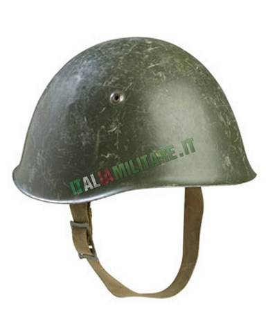 Elmetto Esercito Italiano M33 Militare Originale
