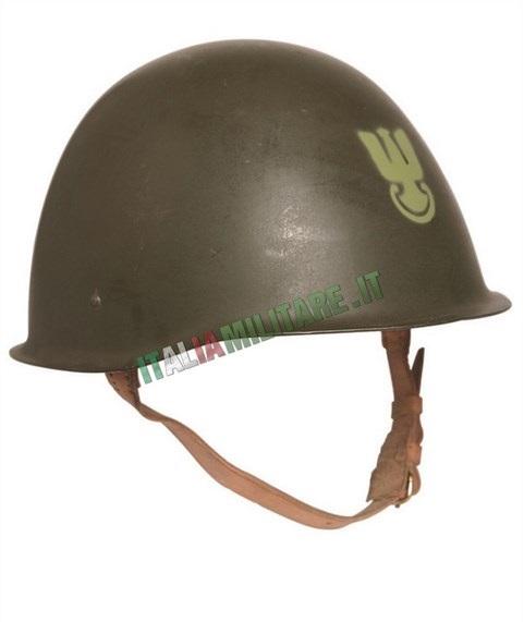 Elmetto Polacco Militare Originale