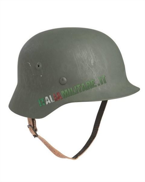Elmetto Tedesco M35 Militare WWII