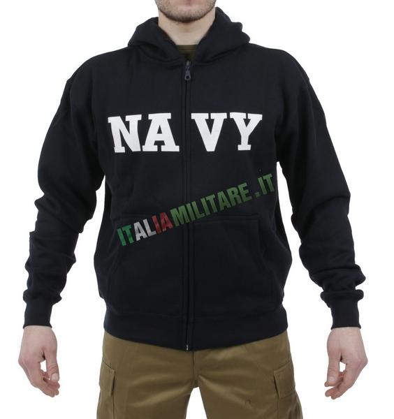 Felpa NAVY Marina Militare Americana
