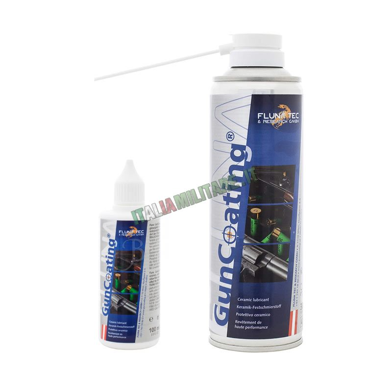 Fluna-Tec GunCoating Ceramico Scorrevole