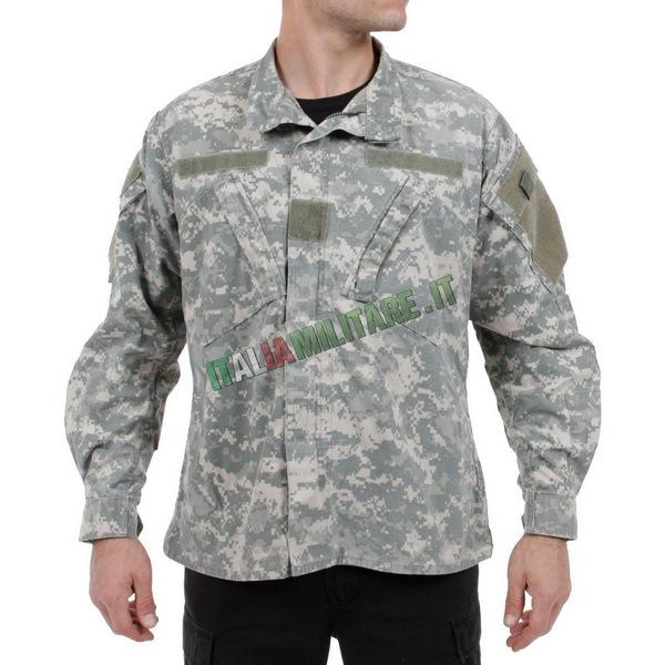 Camicia Giacca Militare Americana Originale ACU Esercito