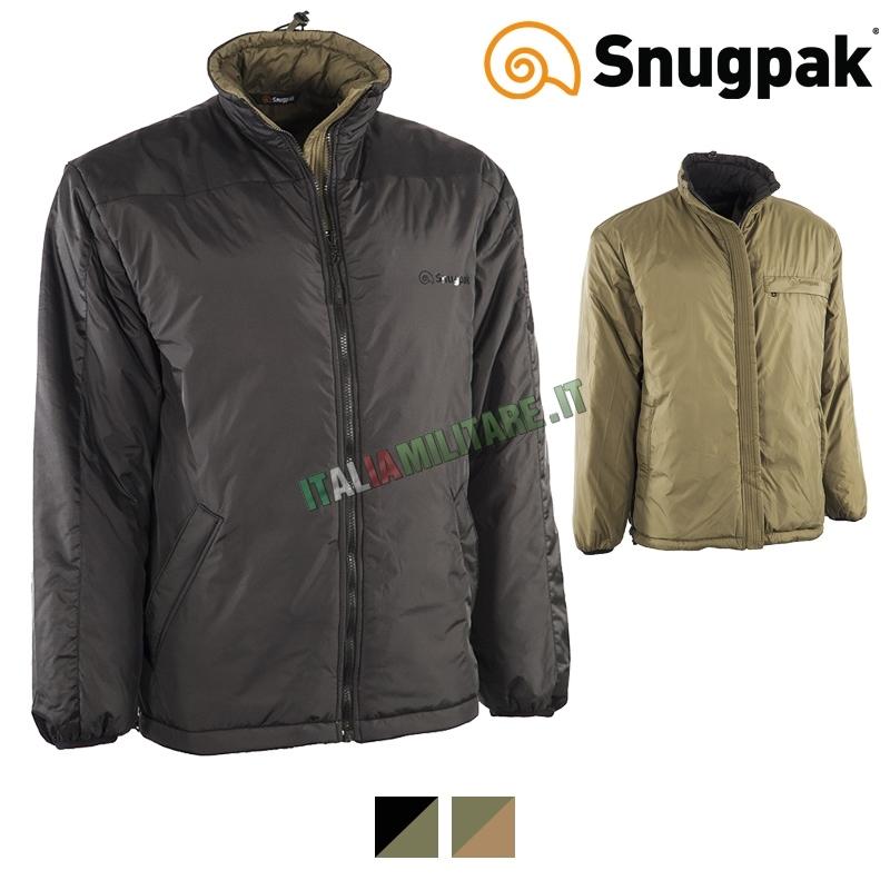 Giacca Snugpak Sleeka Elite Reverse