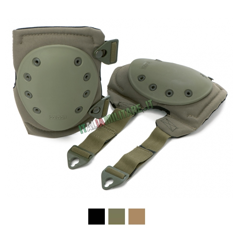 Ginocchiere Condor Delta Militari