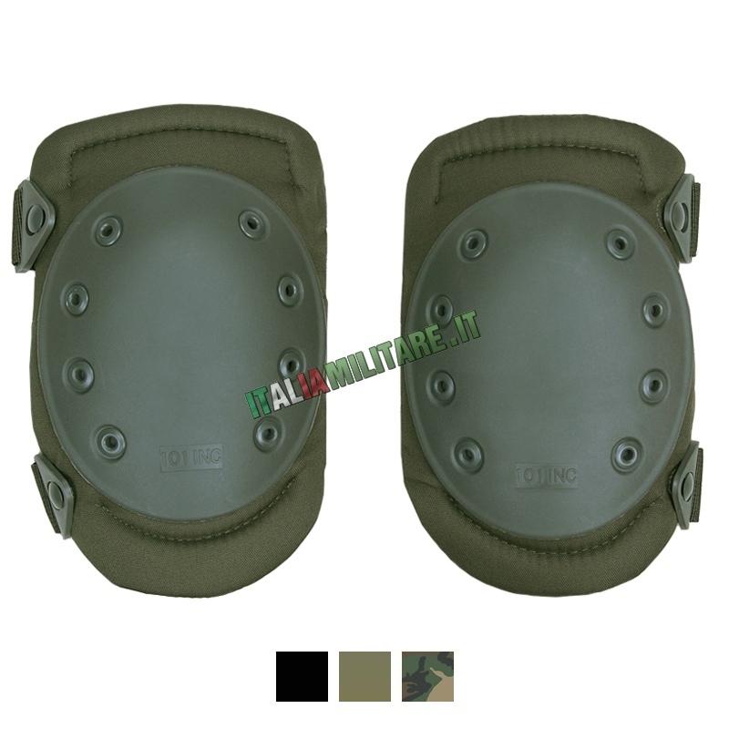 Ginocchiere 101 Inc Militari Snodate