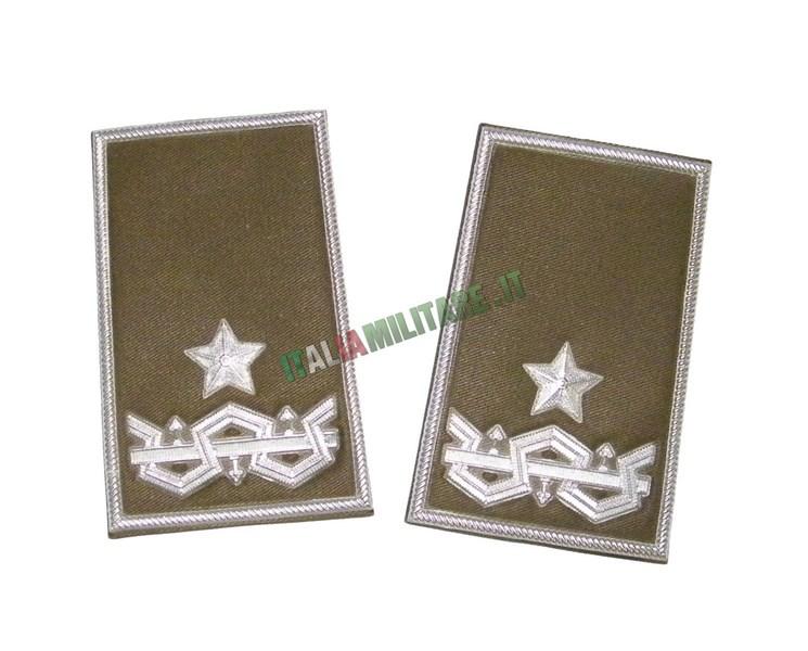 Gradi esercito italiano for Componi il tuo medagliere esercito