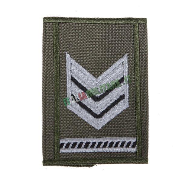 Gradi Verdi Tubolari Carabinieri da Brigadiere Capo