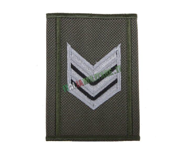Gradi Verdi Tubolari Carabinieri da Brigadiere