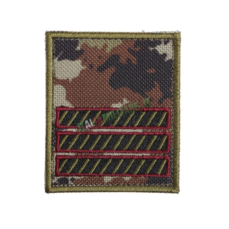 Gradi a Velcro 1° Maresciallo Aeronautica Militare Bassa Visibilità