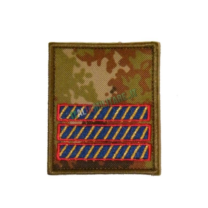 Gradi a Velcro 1° Maresciallo Aeronautica Militare