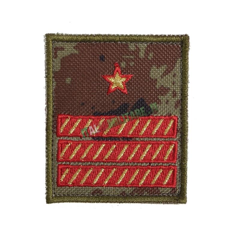 Gradi a Velcro 1° Maresciallo Luogotenente Aeronautica Militare
