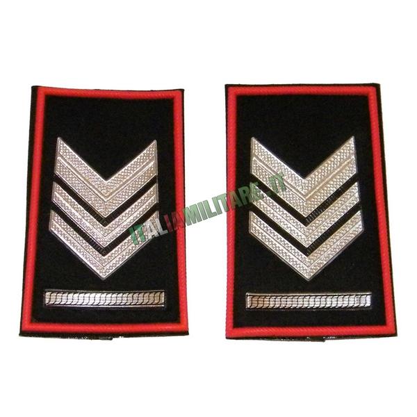 Gradi Tubolari Carabinieri Brigadiere Capo