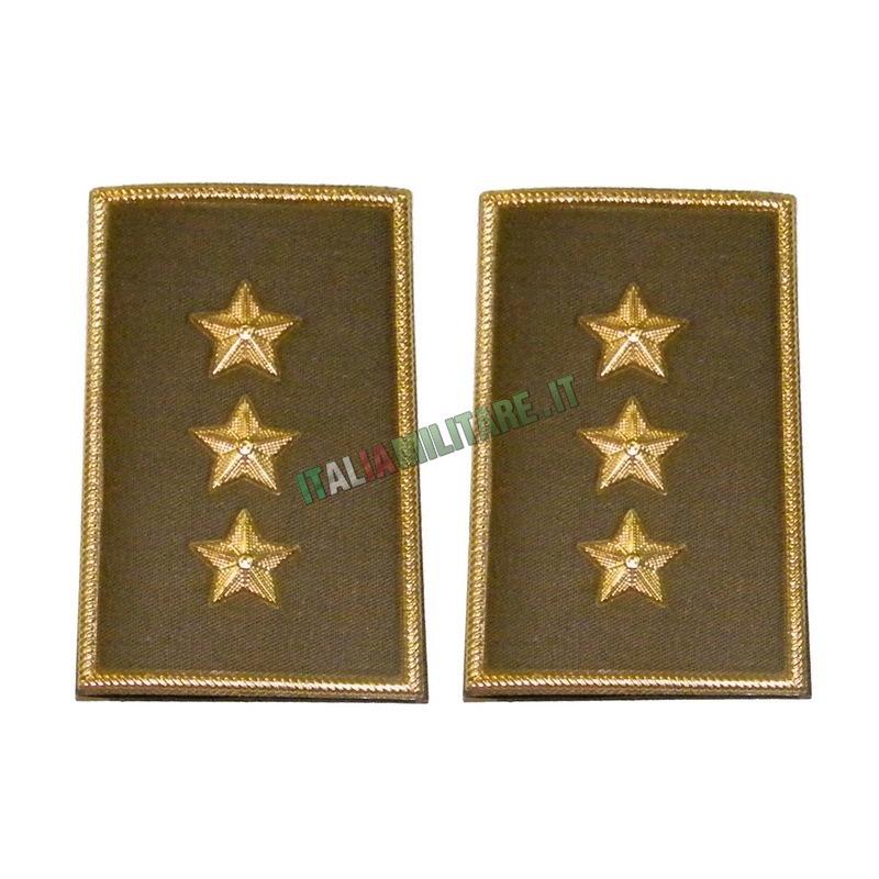 Coppia di Gradi Esercito Italiano Capitano