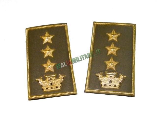 Coppia di Gradi Esercito Italiano Colonnello