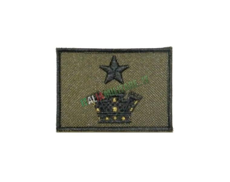 Gradi a Velcro Maggiore Esercito