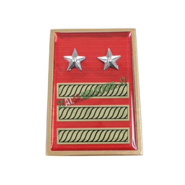 Grado in metallo da brigadiere capo qualifica speciale for Componi il tuo medagliere esercito