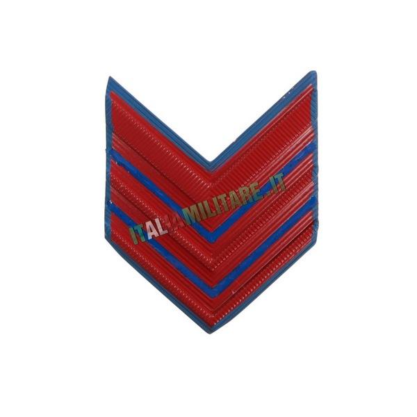 Grado in Metallo Esercito da Caporal Maggiore Paracadutista
