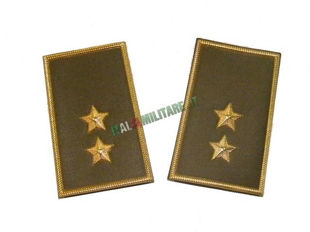 Coppia di gradi tubolari neri esercito tenente gradi for Componi il tuo medagliere esercito