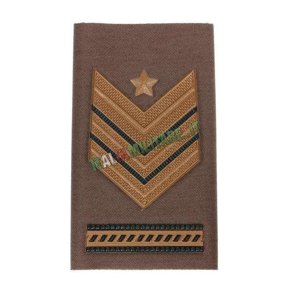 Grado stella per qualifica speciale argento e oro for Componi il tuo medagliere esercito