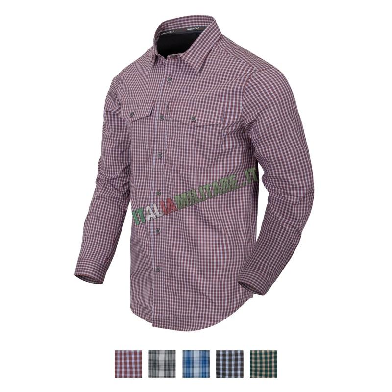 Camicia Covert HELIKON Manica Lunga