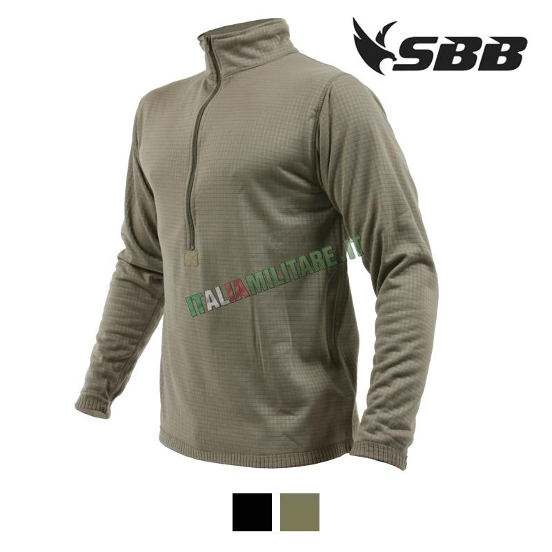 Maglia Termica Grid Fleece SBB