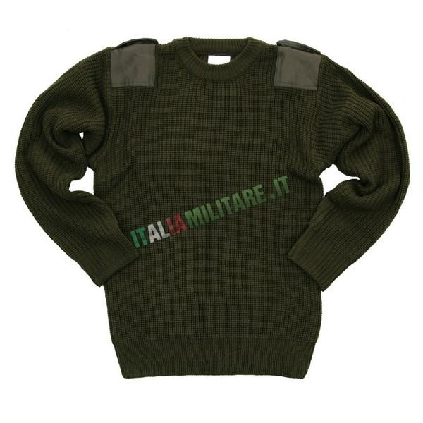 Maglia Militare Mimetica da Bambino Verde
