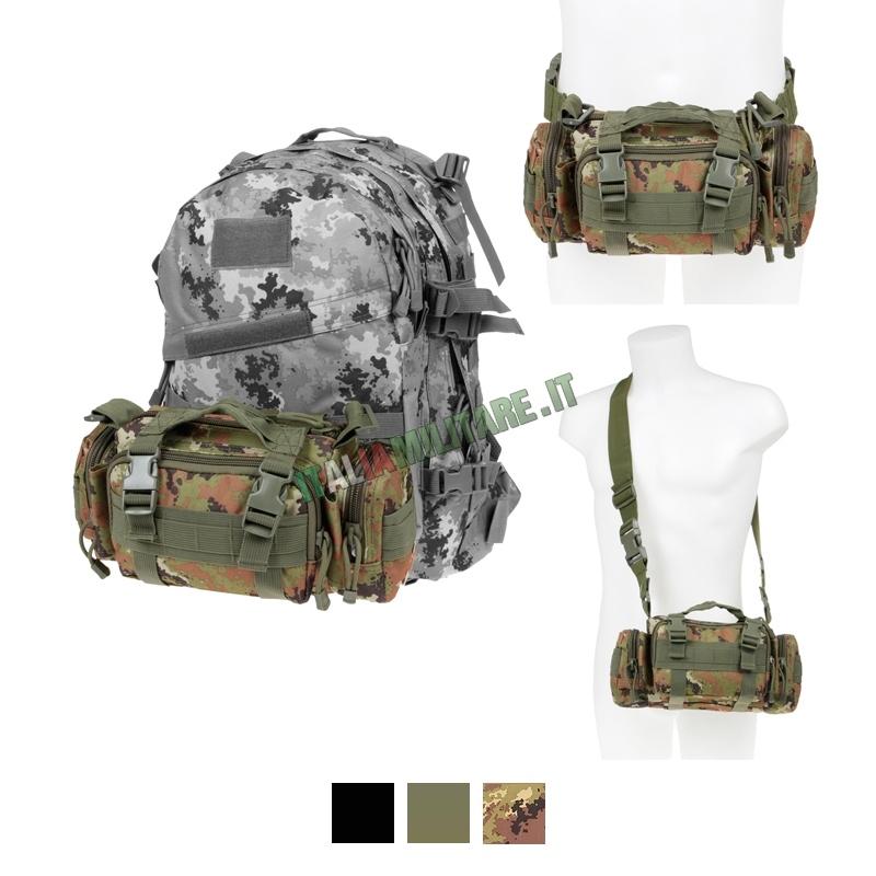Buttpack Borsa Tattica Militare