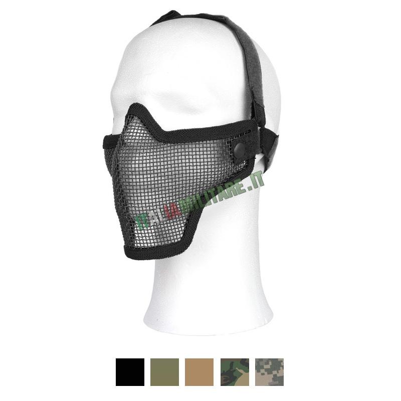 Maschera a Rete di Protezione
