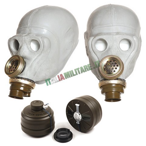 Maschera Antigas Tedesca - NVA