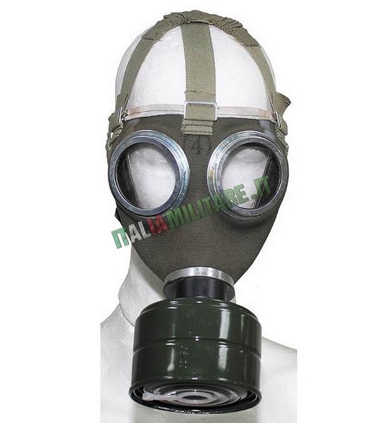 Maschera Antigas Militare Ungherese M67
