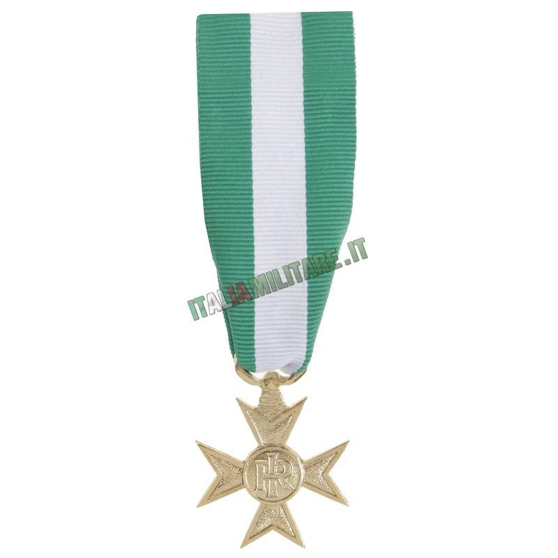 Medaglia per Anzianità di Servizio 40 Anni