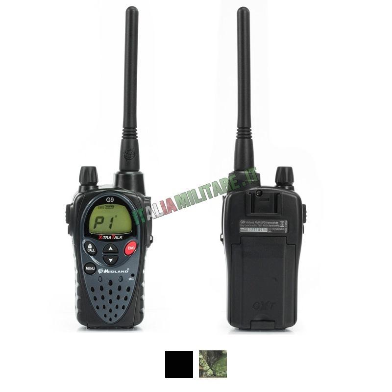 Midland G9 PRO Radio Ricetrasmittente