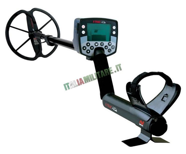 Metal Detector Minelab E-TRAC