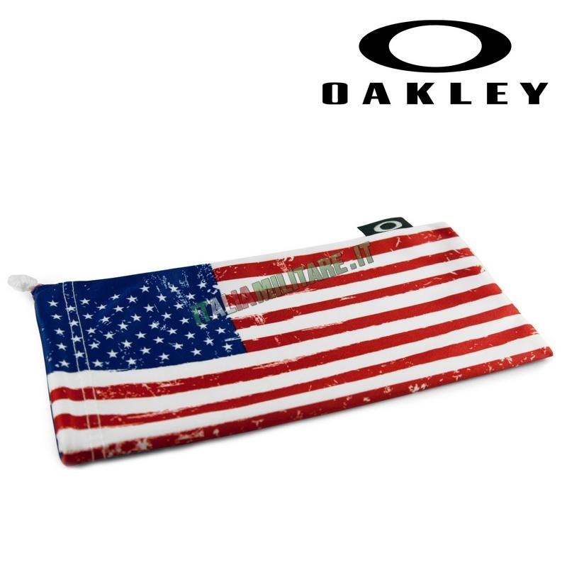 Custodia Occhiali OAKLEY Micro Bag - USA