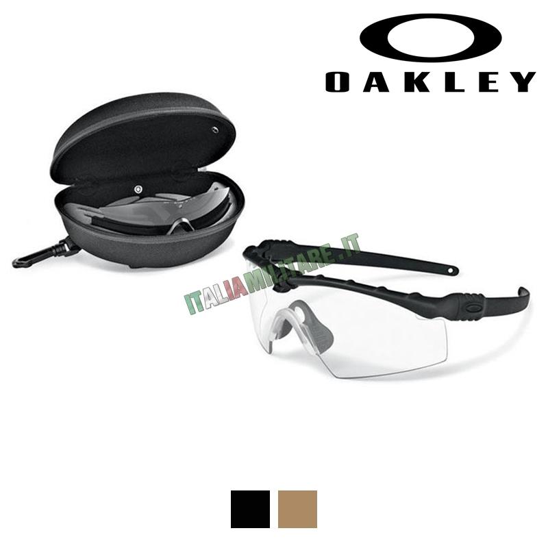 Occhiali OAKLEY SI M Frame 3.0 con 2 Lenti e Custodia