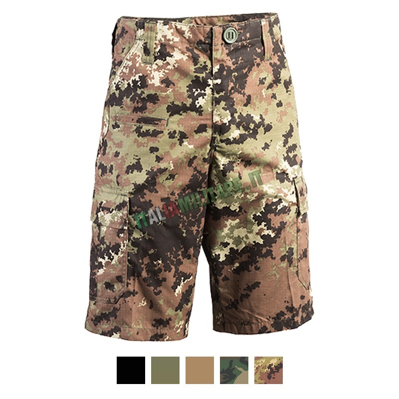 Pantaloni Corti Openland Tactical