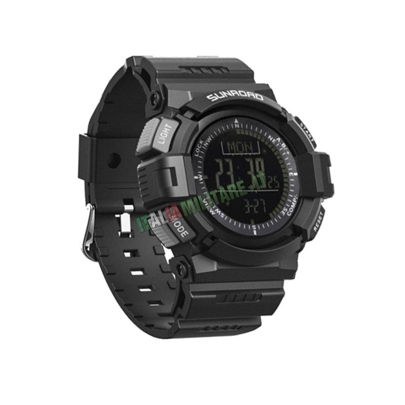 Orologio Militare Digitale con Altimetro