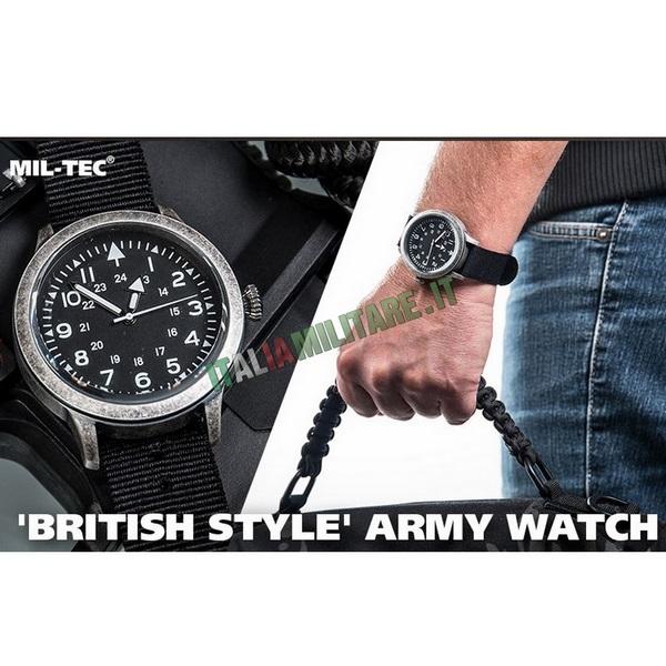 Orologio Militare modello Inglese